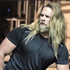 El look bárbaro y vikingo está de moda