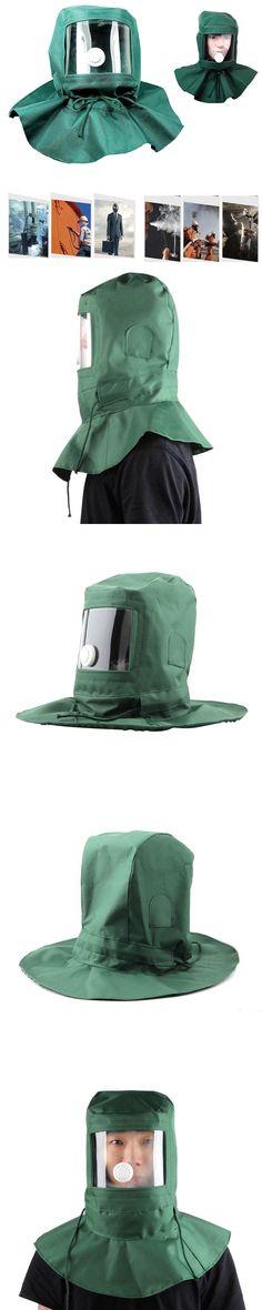 ITFABS Newest Arrivals Fashion Hot Anti-Wind Blasting Hood Cap Sandblaster Polish Grind Dust Protect Face Mask Men Women Skull