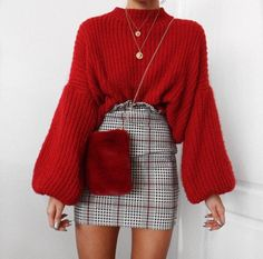 36 latest casual winter fashion trends ideas 2019 to look amazing 21 - VICFISH. Winter Fashion Outfits, Look Fashion, Teen Fashion, Korean Fashion, Winter Outfits, Fashion Trends, Catwalk Fashion, Latest Fashion, Fashion Ideas