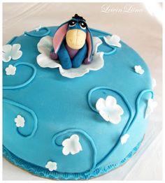 Eeyore Cake - LeivinLiina