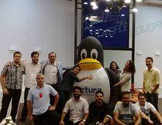 O #armazemdacriatividade de #caruaru recebeu a equipe do #consoline para o #eventos do dia 12 no #senaicaruaru.  Inscrições gratuitas no site http://www.softwarelivrepe.org confira a programação.  #fuctura #linuxfan #java #arduino #portodigital @vikonrh #fafica #acic #fiepe #pernambuco #carreira #lpi #nodejs #php #openredu #avnet