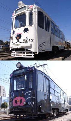 鹿兒島的新電車 Kagoshima Electric Train
