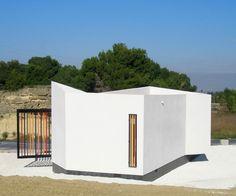 Pabellon de Ventas / Esculpir el Aire (Pabellon de Ventas / Esculpir el Aire) #architecture