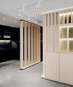 Designline Büro - Projekte: Bürotraum in Bergen | designlines.de