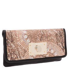 core canvas clutch | Oroton Luxury Accessories Beauty Case, Continental Wallet, Custom Design, Core, Heaven, Purses, Canvas, Luxury, Fabric