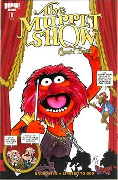 The Muppet Show Drummer