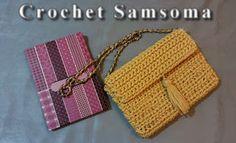 f1063ee937402 كروشيه حقيبة يد . كروشيه حقيبة يد بطريقة سهلة وبسيطة. طريقة كروشيه حقيبة يد  . شنط كروشيه 2017 . crochet bag . طريقة عمل شنطة كروشيه .