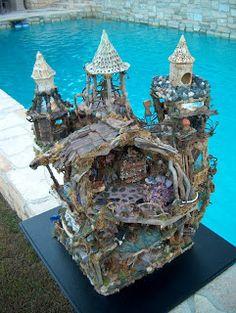 Beautiful Art: Fairy Castle, more photos......