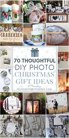 70 Thoughtful DIY Photo Christmas Gifts basteln/ selber machen Seife und co, N.S, basteln/ selber machen Seife und co 70 Thoughtful DIY . Diy Christmas Gifts For Family, Diy Holiday Gifts, Christmas Photos, Christmas Crafts, Creative Diy Christmas Gifts, Diy Homemade Christmas Gifts, Friends Christmas Gifts, Elmo Christmas, Homemade Gifts For Men