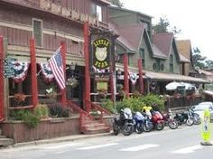 The Little Bear - Evergreen, Colorado.  Oh how I miss this place!!  Fun times.
