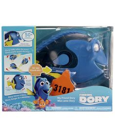 Buy Finding Dory My Friend Dory Figure at Argos.co.uk - Your Online Shop for Action figures and playsets, Action figures and toys, Limited stock Toys and games.