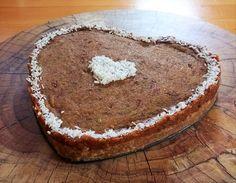 RAW recepty | Lahodný jablečný koláč | www.rawsuperfood.cz