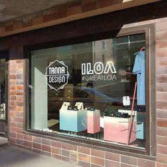 Aurinkoista perjantaita! Uudet teipit! Ensi viikolla Showroomin kauppa on auki aina kun olemme paikalla. Tulkaa piipahtamaan #jewellery #creailoa #finnishdesign #lahdenkatu14