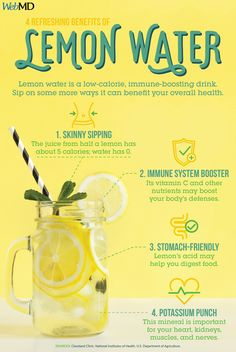 Do you know the refreshing benefits of lemon water? Do you know the refreshing benefits of lemon water? Full Body Detox, Detox Your Body, Infused Water Detox, Smoothies Detox, Detox Juices, Smoothie Cleanse, Green Smoothies, Juice Cleanse, Lemon Water Benefits
