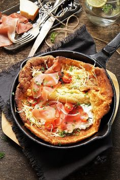 Paella, Vegetable Pizza, Quiche, Vegetables, Breakfast, Ethnic Recipes, Baby, Pancake, Food