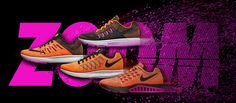 See what's happening with Nike Running. Nike Running, Nike Zoom, Outlet Nike, Nike Air Force, Nike Air Max, Air Max Sneakers, Sneakers Nike, Running Challenge, Creative Director