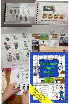 This Community Helpers unit from SOL Train Learning was in the TPT Newsletter! It has it all! The lesson plan provides a detailed schedule for each day, centered on our original songs. Fun and upbeat MP3 songs are included: Our Community Helpers unit has emergent books, games, activities that include 9 community helper finger puppets,printables, and songs to help your kids learn and have fun!