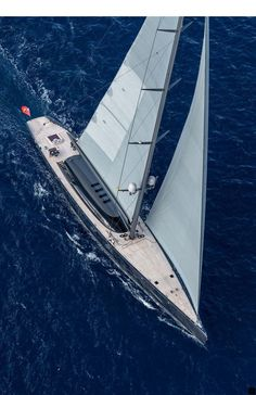 """Ngoni is an innovative sloop-rigged sailing yacht. Also known as """"The Beast"""". Yacht Design, Catamaran Charter, Luxury Sailing Yachts, Used Boats, Yacht Boat, Dinghy, Super Yachts, Sail Away, Power Boats"""