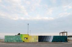 Tellas with Alberonero, Ciredz , FunkyhorrorvacuiViaVai Project - Salento (IT) 2014