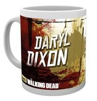 THE WALKING DEAD - CERAMIC COFFEE MUG / CUP (DARYL DIXON)