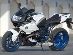 Well hello there good lookin'! BMW Motorcycle Design