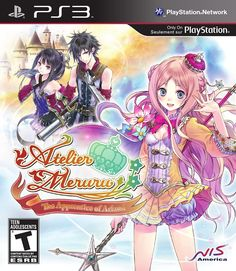 Check out our review for Atelier Merur: The Apprentice of Arland here : Over the past few years NIS America has brought us each game in the Atelier Arland series of games, beginning with Atelier Rorona back in 2010. This marked the first time that the series had appeared on the PlayStation 3 and it was far from the last, as Atelier Totori ventured into JRPG fans' hearts just last year.
