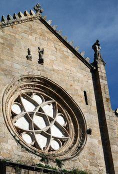 Fachada de la Catedral Vieja de Plasencia