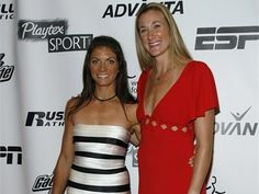 Model Olympians: Misty May & Kerri Walsh