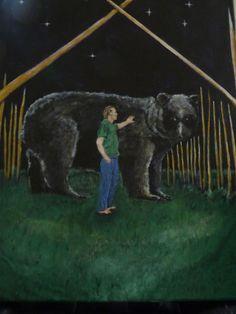 Bear in Mishka Woods