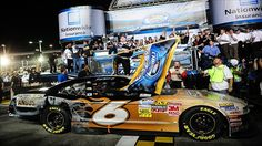Ricky Stenhouse Jr And Danica Patrick Will Be Competing For 2013 Cup Series Rookie Of The Year
