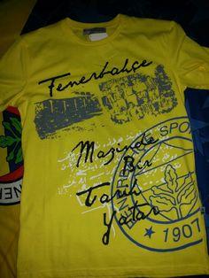 Fenerbahçe Mens Tops, T Shirt, Wallpaper, Supreme T Shirt, Tee Shirt, Wallpapers, Tee
