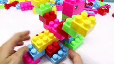 Building Blocks Toys for Children Creative Fun