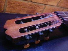 1920s parlor guitar headstock