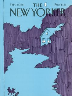 The New Yorker - Monday, September 21, 1981 - Issue # 2953 - Vol. 57 - N° 31 - Cover by : Arthur Getz