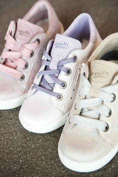 Cooly and girly sneakers by Superfit