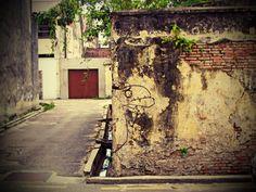 Penang Street Art (Dino)