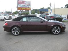 2008 BMW 650i Convertible (Barbera Red Metallic) - Hopefully copping by end of year...