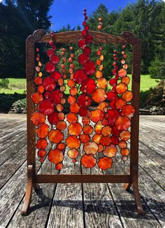 WOW just WOW! Stained Glass Designs, Stained Glass Panels, Stained Glass Projects, Stained Glass Patterns, Leaded Glass, Stained Glass Art, Stained Glass Flowers, Window Glass, Glass Screen
