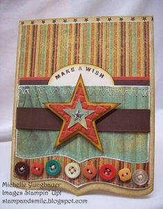 Make a Wish... with Western Flair! by mmyung1 - Cards and Paper Crafts at Splitcoaststampers