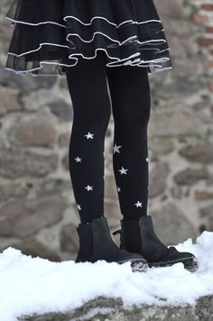Fashionable childrens tights and the finest quality by MP