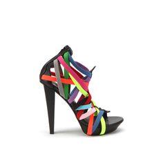 Zapatos asombrosos.