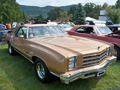 1977 Chevrolet Monte Carlo-mine! Vintage Cars, Antique Cars, Chevrolet Monte Carlo, Station Wagon, General Motors, Gto, Car Pictures, Buses, Cadillac