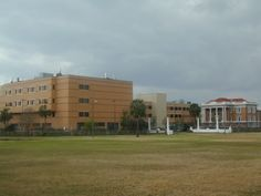 Springfield Historic District, Jacksonville, FL, newer part of Old Health Dept.
