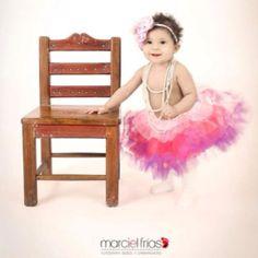 something like this - @Jordan Waugh baby girl photography