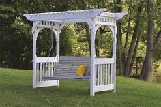 New Japanese Style Cedar Wood Garden Arbor Pergola Arch