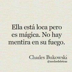 Charles Bukowski español
