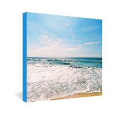 Lisa Argyropoulos Take Me There Gallery Wrapped Canvas | DENY Designs Home Accessories