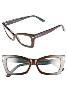 37c3eddc95 Tom Ford 53mm Optical Frames available at  Nordstrom Tom Ford Eyewear