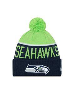 Seattle Seahawks Cuffed Knit Hats