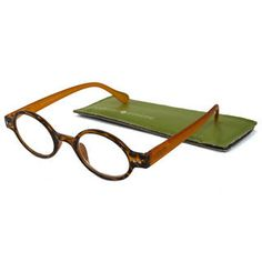 Gabriel + Simone Mens/ Unisex Remi Round Reading Glasses | Overstock.com Shopping - The Best Deals on Reading Glasses